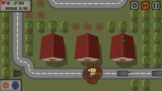 tactic Defense level 13 (Тактика защиты: башни обороны уровень 13)