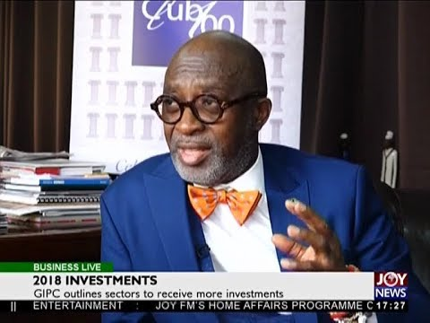 2018 Investment - Business Live on JoyNews (29-12-17)