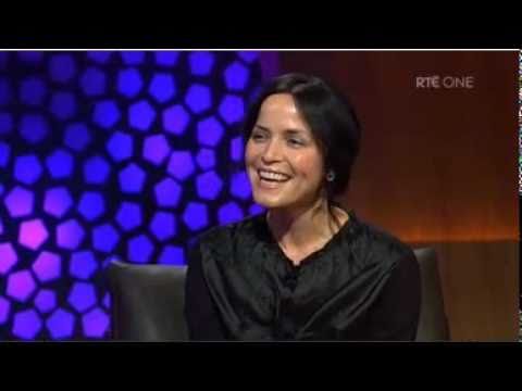 Andrea Corr interview @ Late Late RTÉ