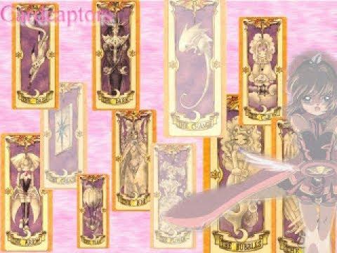Các thẻ bài Clow (Cardcaptor Sakura)