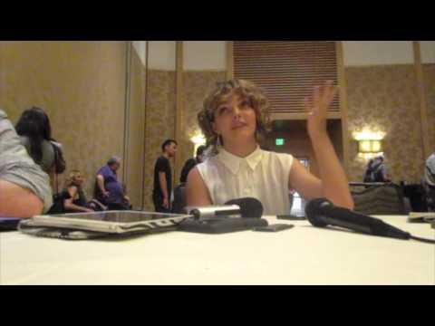 Camren Bicondova - Gotham Interview