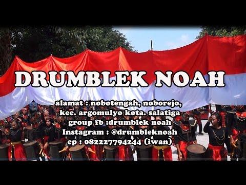 DRUMBLEK NOAH - DREAMLAND 16 OCTOBER 2016