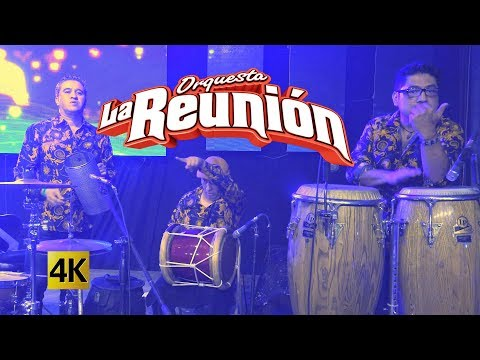Orquesta La Reunion - Retrotropical 4K