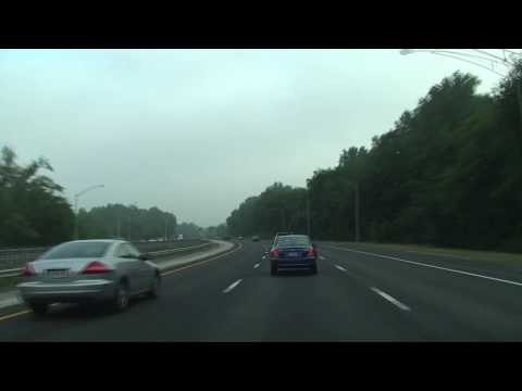 I-83 North to I-695 East: Baltimore Maryland