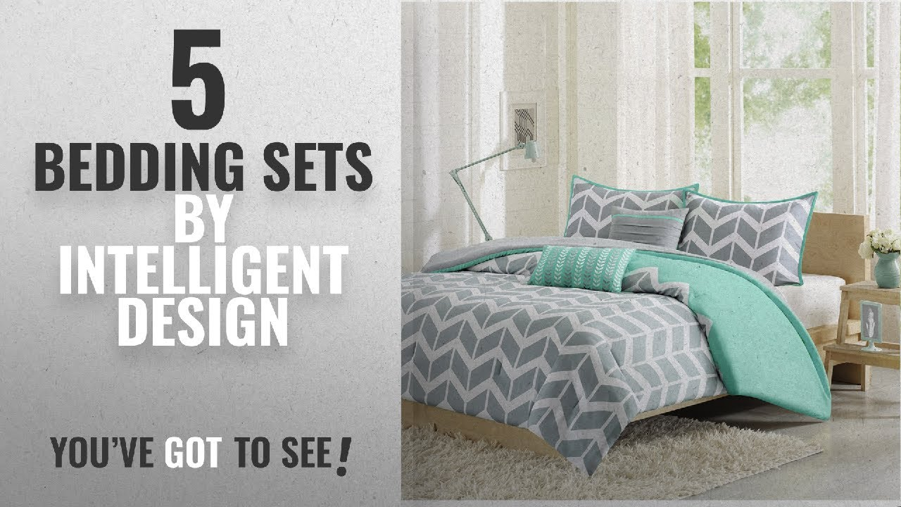 Top 10 Intelligent Design Bedding Sets 2018 Intelligent Design
