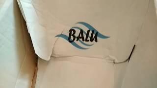 Обзор и установка ванны BALU.