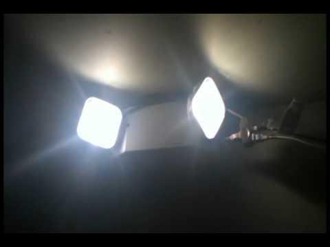 July 2012 Emergency Lighting Test