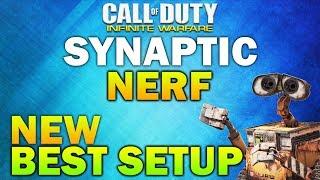 The Synaptic rig in Infinite Warfare gets nerfed! The new best setu...