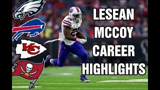 LeSean McCoy Ultimate Career Highlights | Slim Shady
