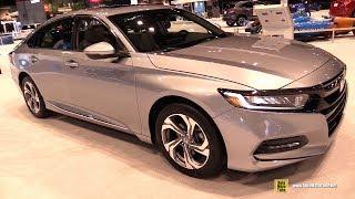 2019 Honda Accord - Exterior and Interior Walkaround - 2019 Chicago Auto Show