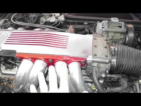 Tuned port injection (TPI) throttle body coolant bybass mod