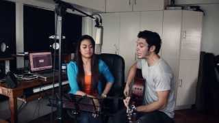 Brokenhearted by Karmin (cover) Dave Lamar ft Morissette Amon