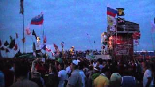 Нашествие 2012 Пилот ЧБ