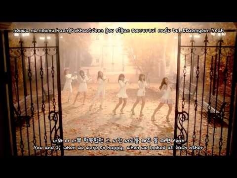 [HD] Apink 에이핑크 - LUV (러브) Lyrics [ENGLISH SUBS + HANGUL + ROMANIZATION]