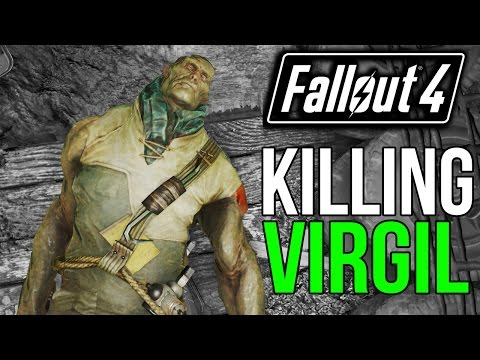Fallout 4: What Happens if you Kill Virgil Before the Institute?