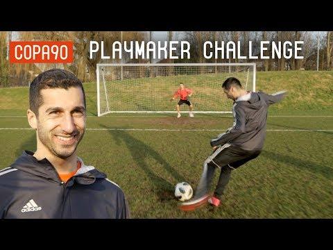 Henrikh Mkhitaryan Ultimate Playmaker Challenge!   Timbsy vs The World