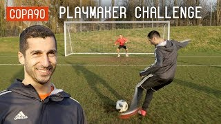 Henrikh Mkhitaryan Ultimate Playmaker Challenge! | Timbsy vs The World