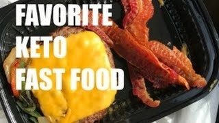 10 DAYS TO KETOSIS: DAY 9 | MY FAVORITE KETO FAST FOOD