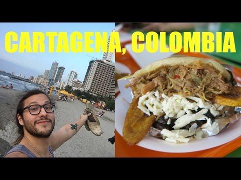 EXPLORING CARTAGENA COLOMBIA!! - VLOG 128