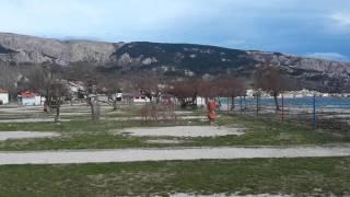 Camping Zablace /Kroatien/Insel KRK/Baška/07.02.2016