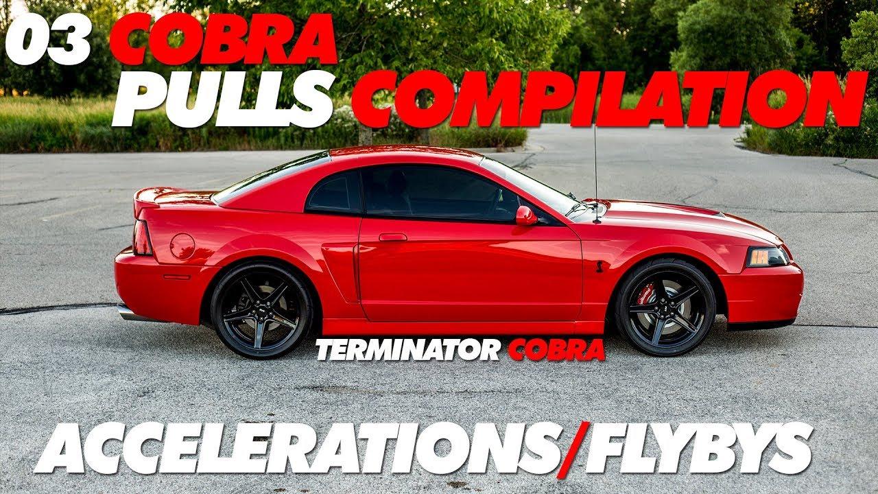 Terminator Cobra Acceleration
