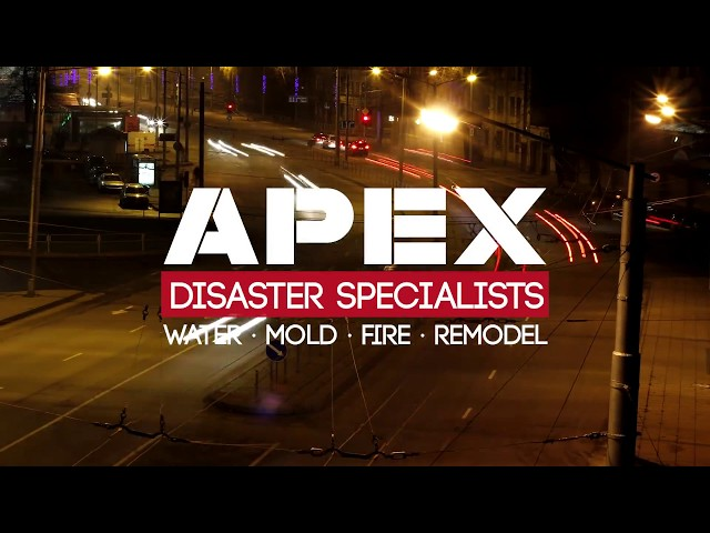 Apex Disaster Specialists - Hurricane Season 2018