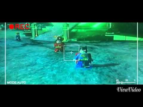 Lego Batman 3 Showcase : Composite Superman