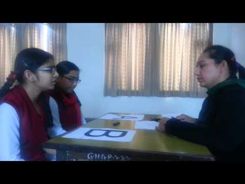 CBSE-XI ASL(Guru Hargobind Public Sr.Sec.School,Sidhwan Khurd)