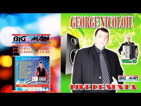 GEORGE NICOLOIU - Mandre de 16 ani (LIVE DE NUNTA)
