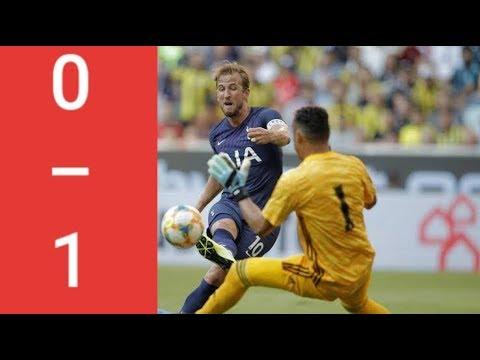 REAL MADRID VS  TOTTENHAM 0-1 HIGHLIGHTS 30/07/2019