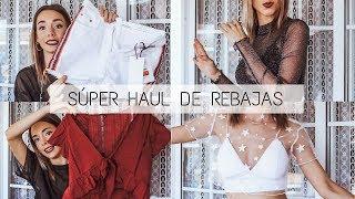 SÚPER HAUL REBAJAS +SHEIN    ME LO PRUEBO (CASI) TODO    Meanwhile