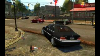 Grand Theft Auto IV - Niko Kills Gracie - CSI Investigates