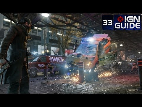 Watch Dogs Walkthrough - Act 4, Mission 02: In Plain Sight