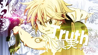 [Nanatsu no Taizai AMV] - Tell Me The Truth ᴵᴹᴲ