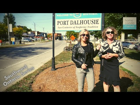 Port Dalhousie, Ont | Discovery Of Southwest Ontario Series(S1-Ep2)|Best Places To Live Near Toronto