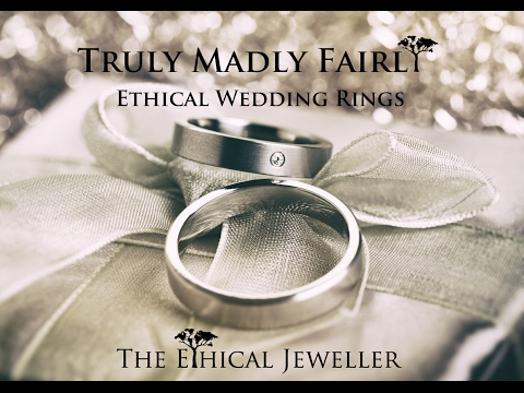 Ethical Wedding Rings UK The Ethical Jeweller Fairtrade Gold