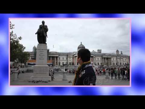 London Wow: Trafalgar Square