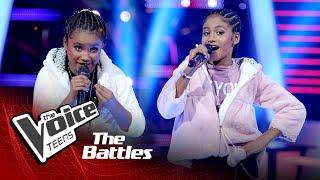 The Battles : Shehara Winshika V Malindi Shenara  Lunu Dehi  The Voice Teen Sri Lanka