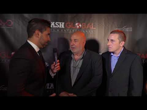 Smash Global VI - Red Carpet Interview- Larry Namer & Jonny Vegas Namer