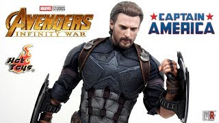 Hot Toys CAPTAIN AMERICA Avengers Infinity War Review BR / DiegoHDM