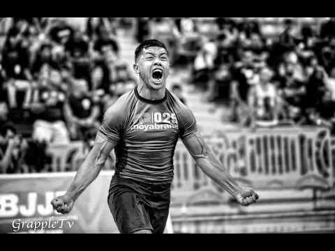 Rolando Samson 2013 Purple Belt HL - ATOS || Moyabrand Athlete