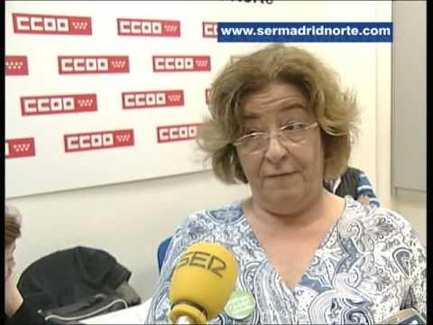 CCOO Denuncia Las Elevadas Ratios De Educación En El Norte De Madrid