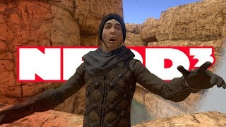 Nerd³ Drowns a Guy - Blade and Sorcery