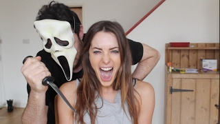 HORROR MOVIES IN REAL LIFE