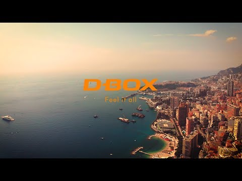 D-BOX   Unveiling of Sector One with RS Simulation Monaco