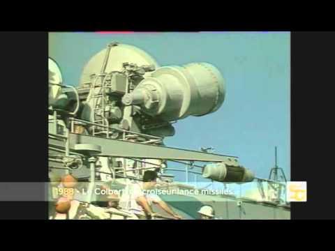 1988 : le Colbert, un croiseur lance-missiles