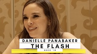 SDCC 2018: Danielle Panabaker on the future of Caitlin Snow in Flash season 5