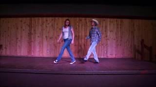 Kenny Chesney - All the Pretty Girls Line Dance