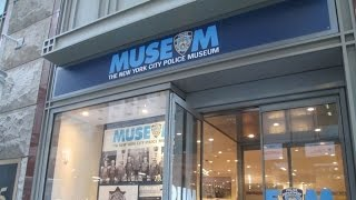 The New York City Police Museum