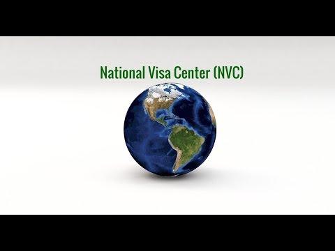 National Visa Center (NVC) Processing  - YouTube